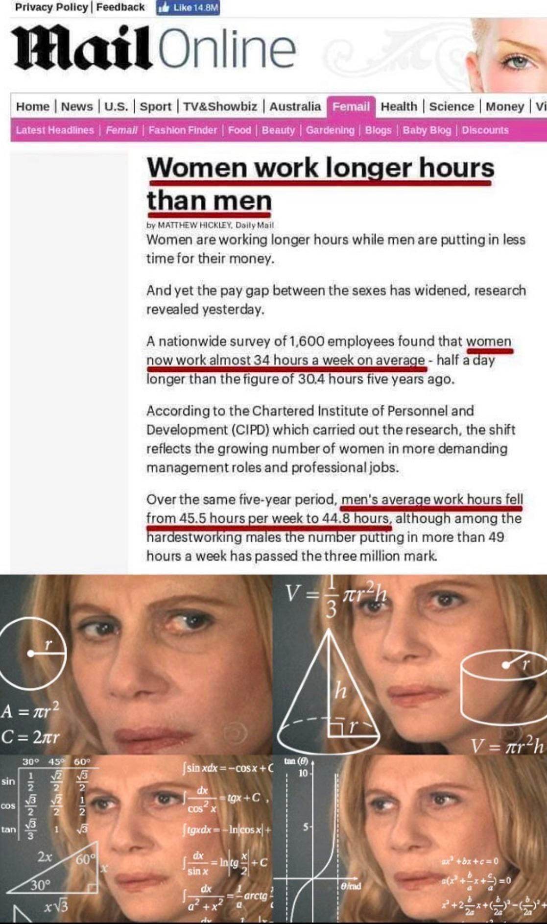 Math is math! - meme