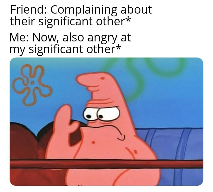 Handy - meme