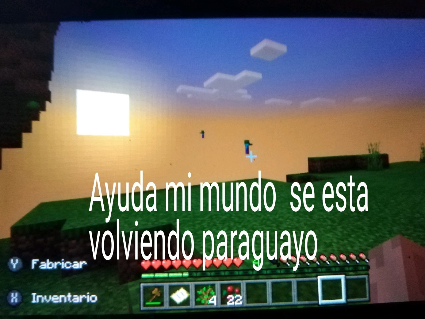 Título paraguayo - meme