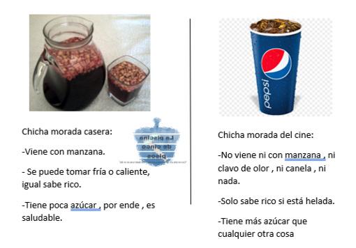 Imaginen que el vaso de Pepsi es de chicha , no encontré la imagen jeje - meme