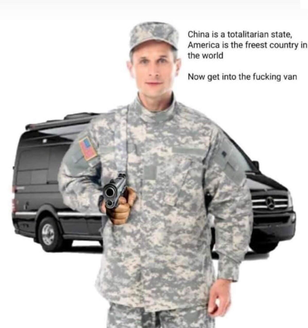 """China bad"" - meme"
