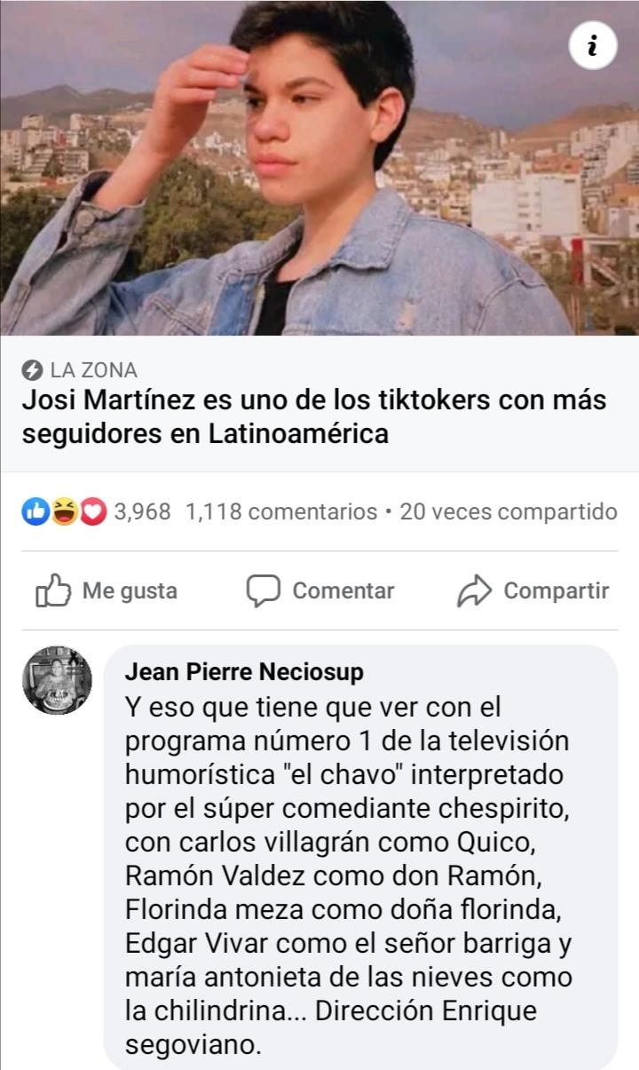 El Chavo - meme