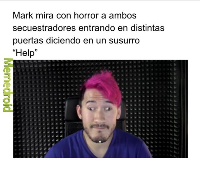 pobre markiplier - meme
