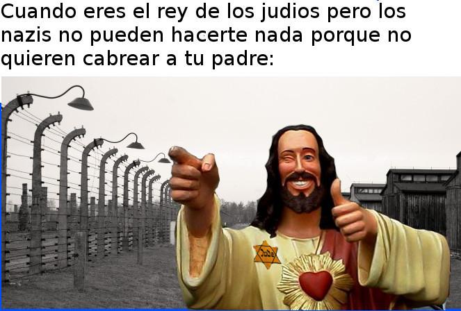 Este jesucristo... :v - meme