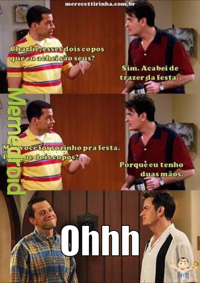 #chateado - meme