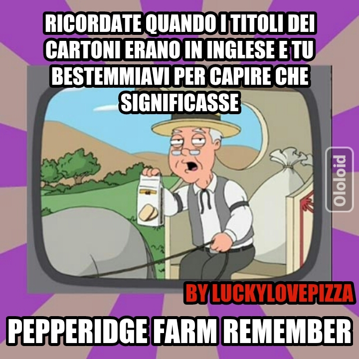 Pepperidge farm remember - meme