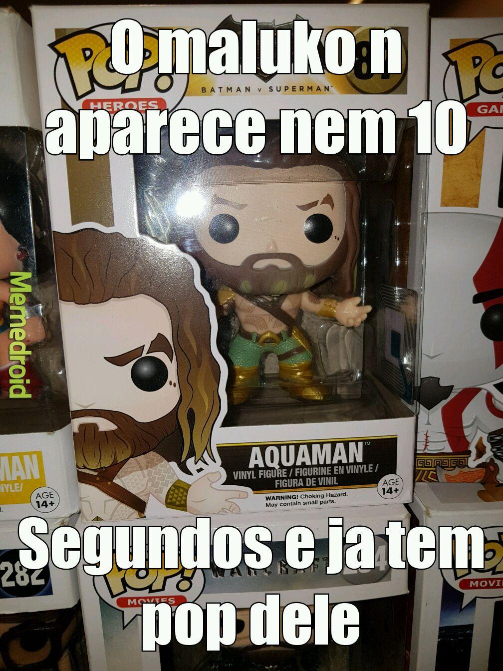 Aquaman pica - meme