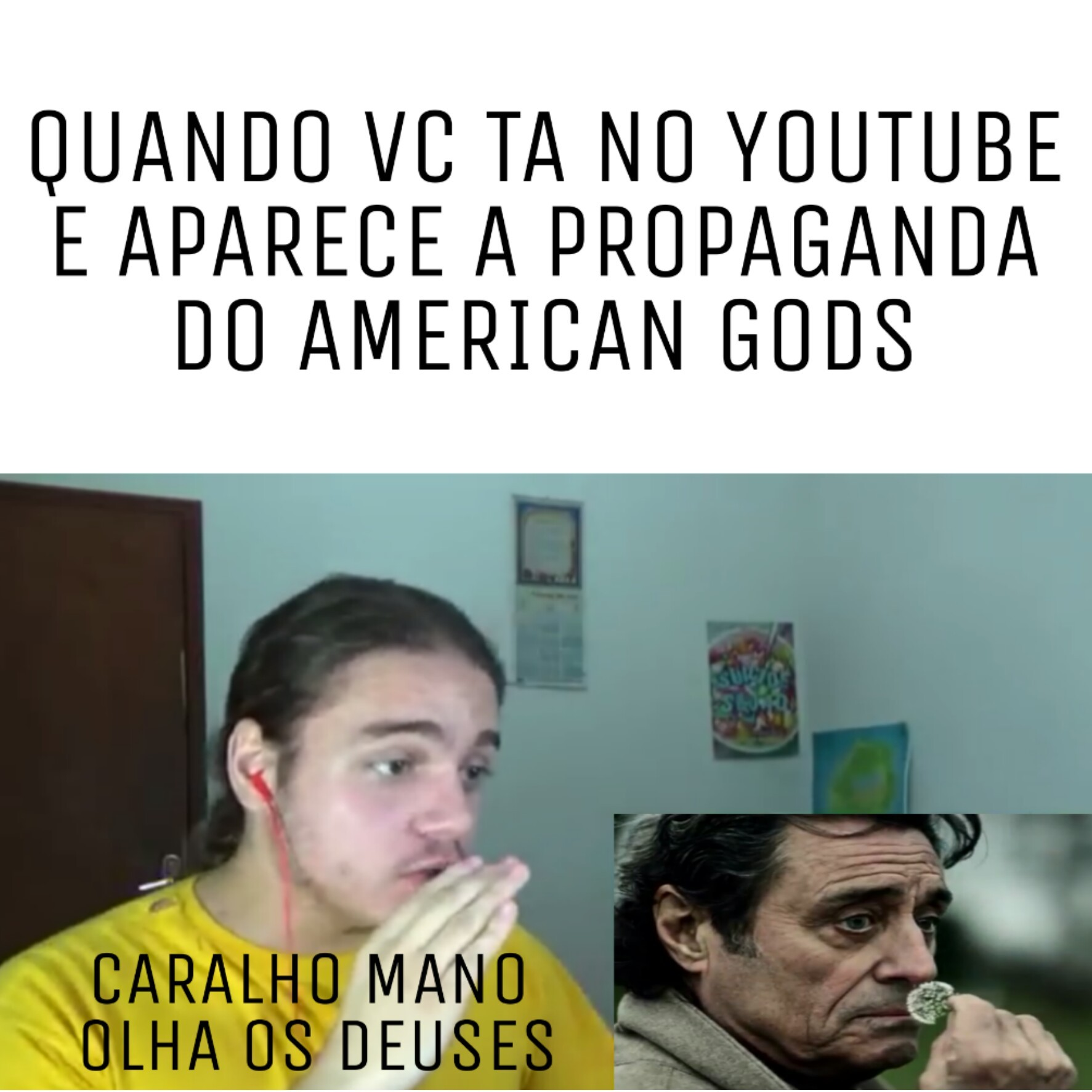 O Trivago do YouTube - meme