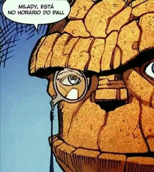 Hora do pau (Lenny face) - meme