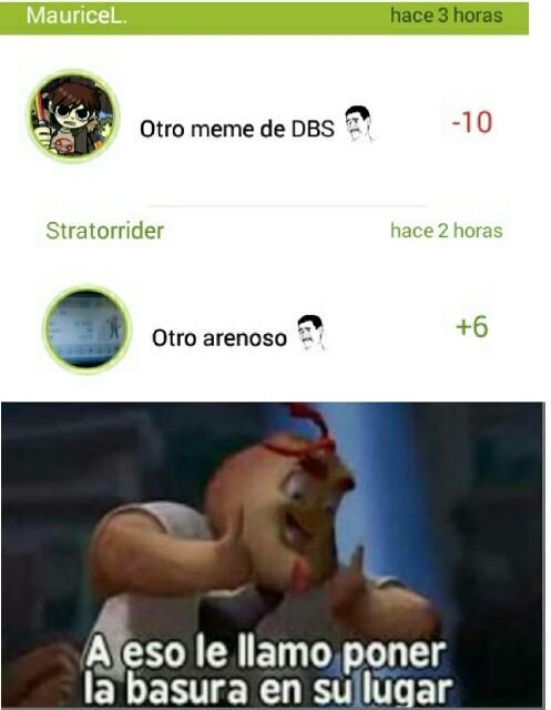 Dbs - meme