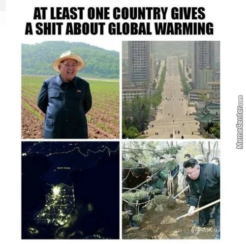 Atleadt one nation - meme