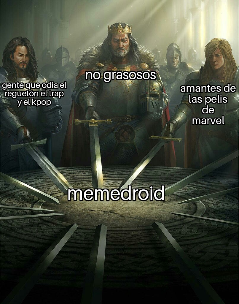 Heil memedroid