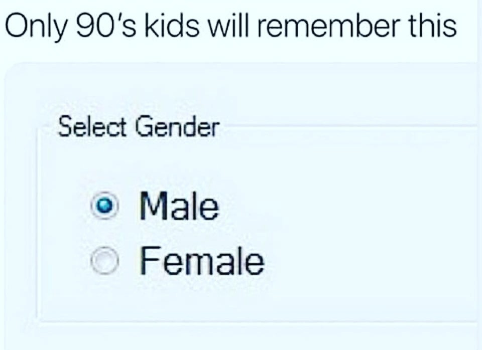 I identify as a +90% rated - meme