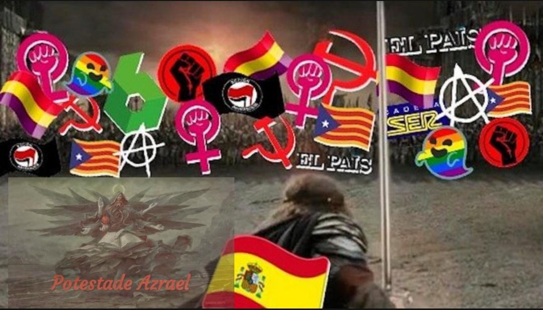 El peor enemigo de España es... España. - meme
