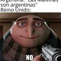 *Falklands