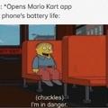I lose 1% every 5 seconds I keep it open