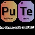 Tellure de plutonium