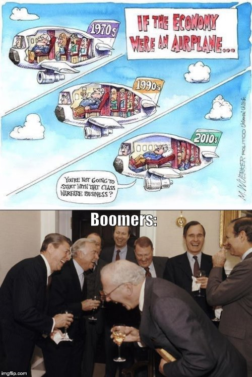 Why the hell are the mods letting all these shitty boomer comics get through? - meme