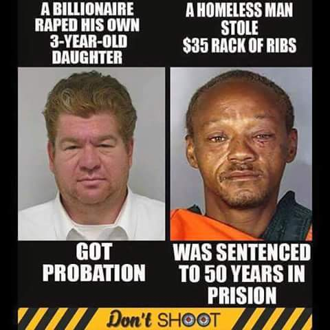 To all the Memedroiders who think white privilege and systematic racism don't exist