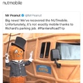 if it were a bus he could bus a nut