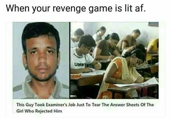 Revenge - meme