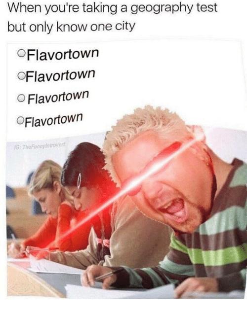 FlAvOrToWn - meme