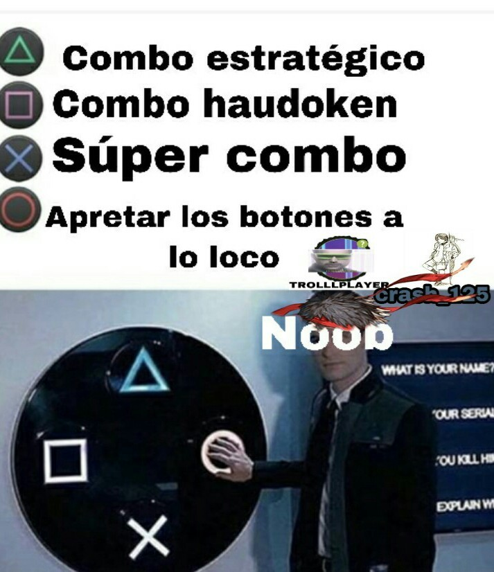 Collab con Trolllplayer100 - meme