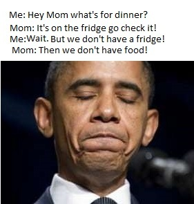 when your family so poor and you be like.. - meme