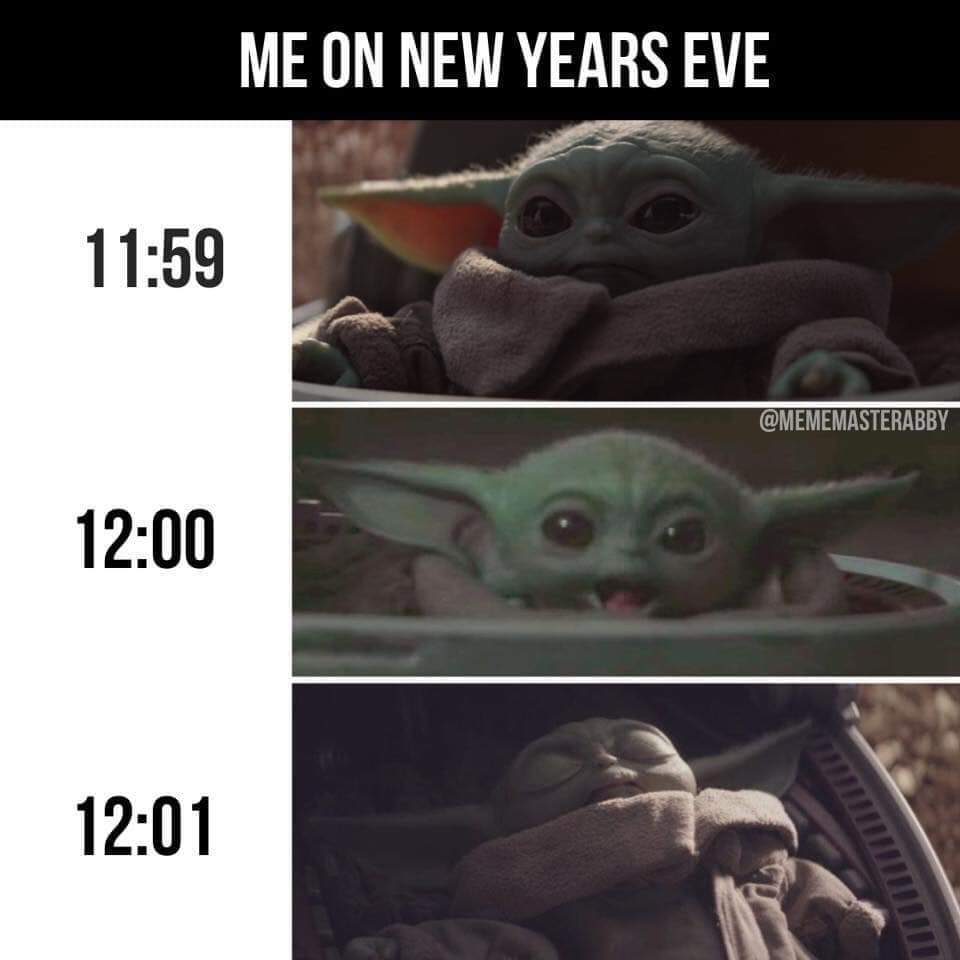 Happy new years everyone! May you drink your 2019 memories away XD - meme