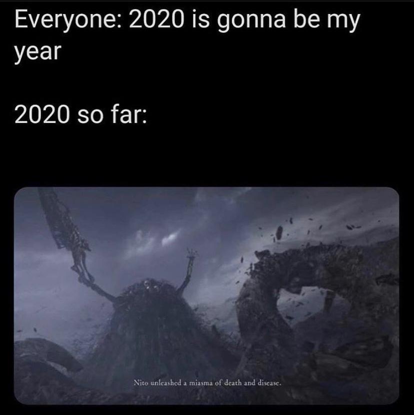 Gravelord Nito - meme