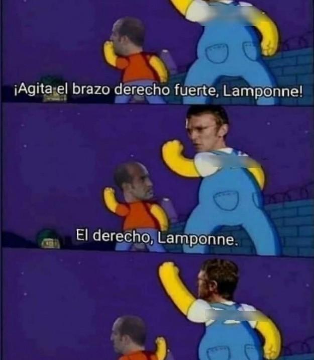 Lampone - meme