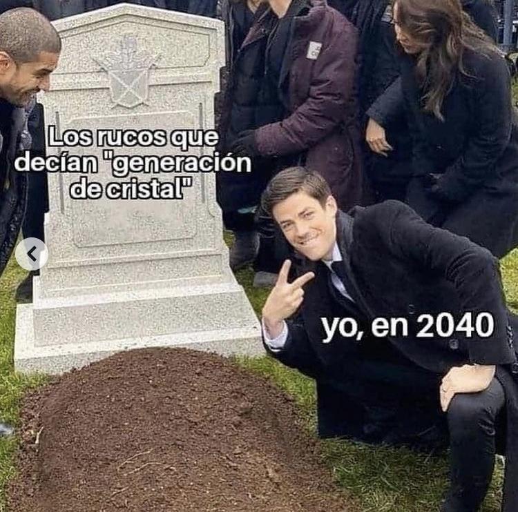 OK BOOMER ES LA MEJOR FRASE - meme