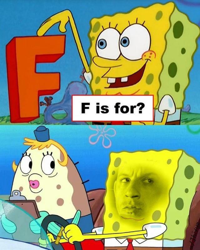 I love fast and the furious - meme