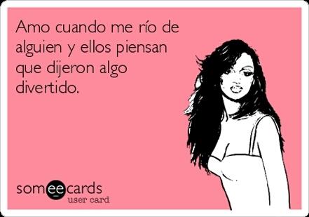 Amo cuando... - meme