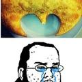 É de chorar...