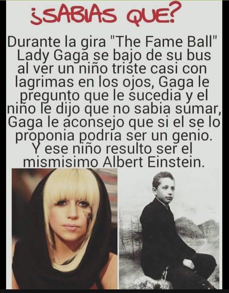 Gaga es magica - meme