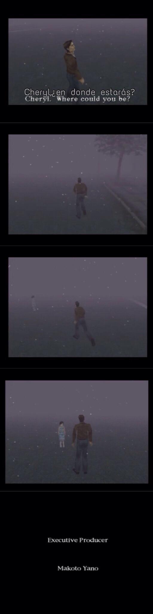 Los que jugaron Silent Hill entenderán