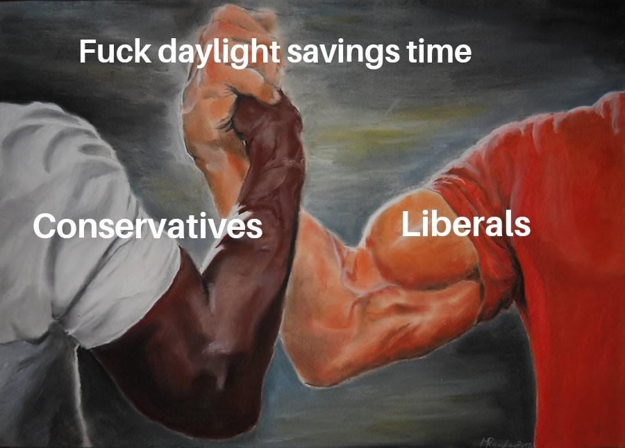 Get rid of this nonsense - meme