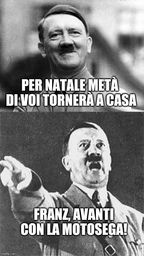 Hitler e Natale - meme