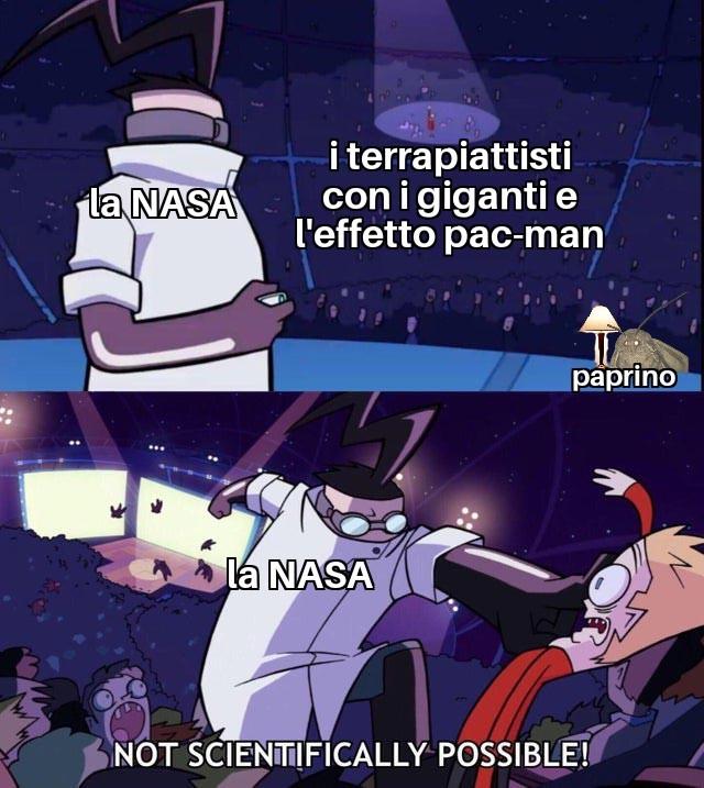 Il ghiaccio - meme