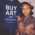 buy art not cocain