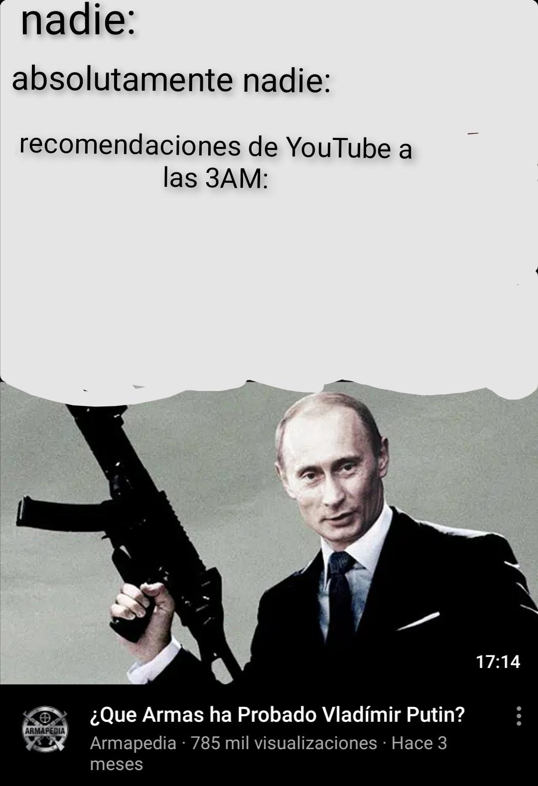 YouTube deja las drogas - meme