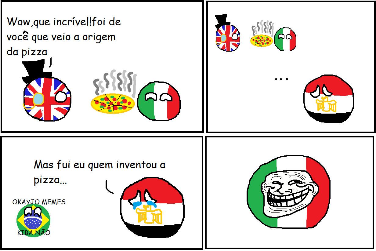 Itália troll - meme