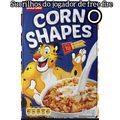 Nada melhor que um cereal sabor corno :)