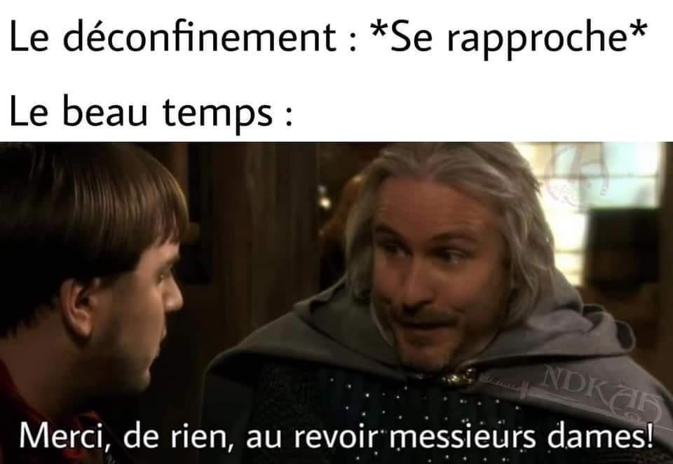 Du classique - meme