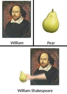 pear - meme