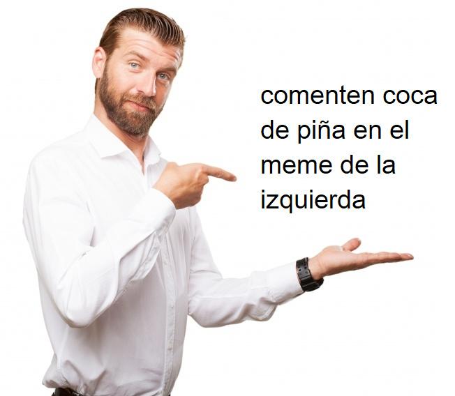 comenten - meme