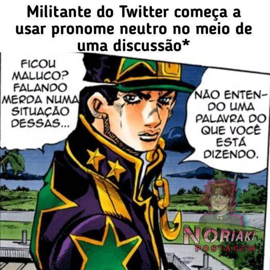 militant - meme