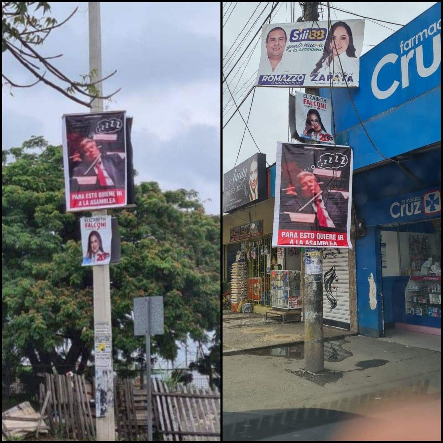 Cómo son las campañas electorales en tu país... - meme