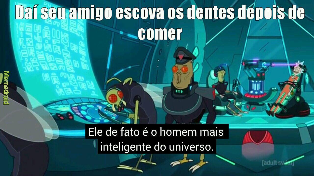 RICKZINHO ORIGINAL - meme